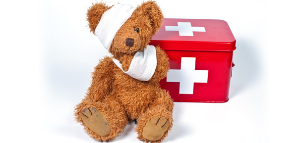 Teddy First Aid